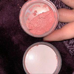 Bare minerals blush used twice